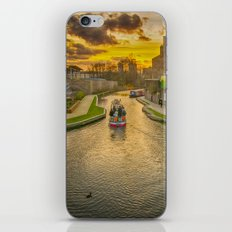 Regents Park Canal London iPhone Skin