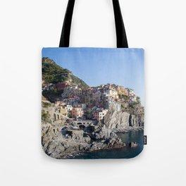 Manarola,Italy Tote Bag