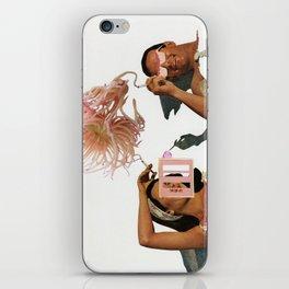 Sea Smoke iPhone Skin
