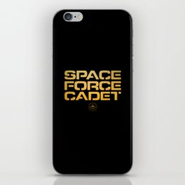 Space Force iPhone Skin