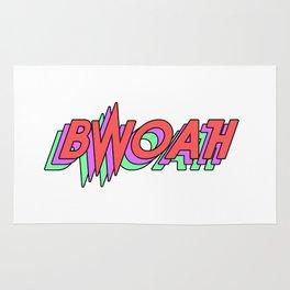 BWOAH 80's Rug