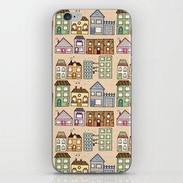 Houses iPhone Skin