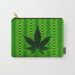 Psychedelic Kush Carry-All Pouch