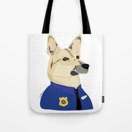 Officer Taylor Tote Bag