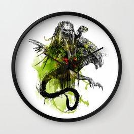 AVP : Fury Wall Clock