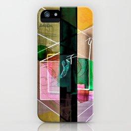 Dastoukou iPhone Case