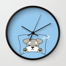 Goodnight Wall Clock