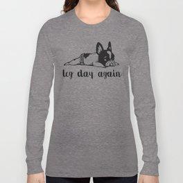 Legday Again Frenchie Long Sleeve T-shirt