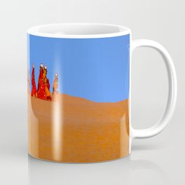 Women Carrying Water in Rajasthan Coffee Mug