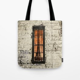 Dreaming of Paris Tote Bag