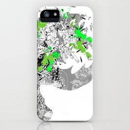 CutOuts - 8 iPhone Case