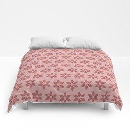 Practically Perfect - Vagina Petals in Pink Comforters