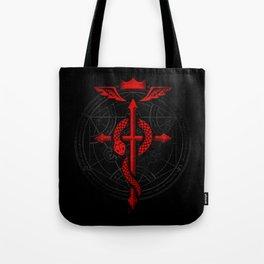 Full of Alchemy - Fullmetal alchemist Tote Bag