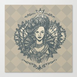 Long Live the Queen Canvas Print