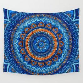 Hippie mandala 36 Wall Tapestry