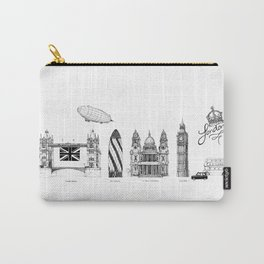 Cityscape London Carry-All Pouch