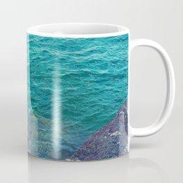 Edge Of The Sea Coffee Mug