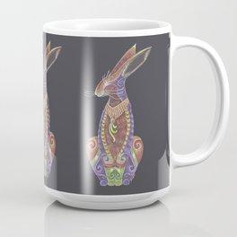 Hare Totem Coffee Mug