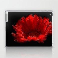 Gerbera On Fire Laptop & iPad Skin