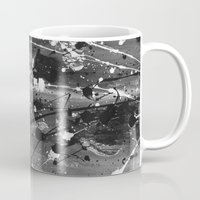 levi Mugs featuring Levi by Liquid Universe Designs