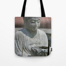 Prayer for Buddha Tote Bag