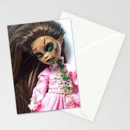 Custom Exorcist Doll Stationery Cards