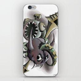 Doomsday Duo iPhone Skin