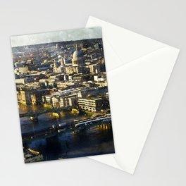 london-panorama-shard-city-view Stationery Cards