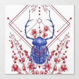 Evolution II Canvas Print