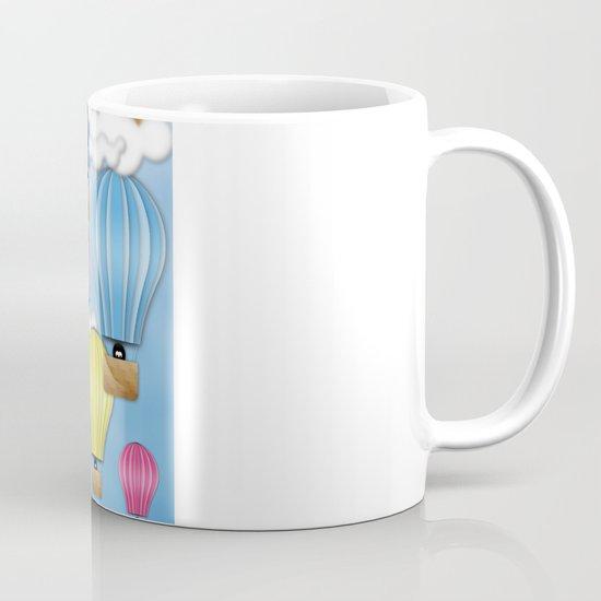 UP! UP! AND AWAAAAAAYYY!  Mug