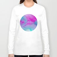 aurora Long Sleeve T-shirts featuring Aurora by elena + stephann