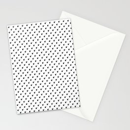 BLACK BOMB DIGGITYS ALL OVER SMALL Stationery Cards