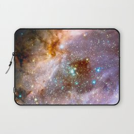 Swan Nebula Laptop Sleeve
