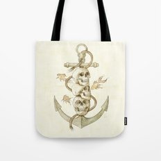 Three Missing Pirates Tote Bag