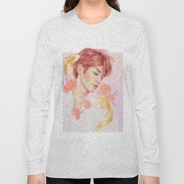 sweet dreams [taeyong nct] Long Sleeve T-shirt