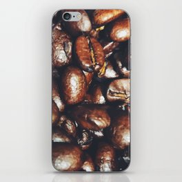 Coffee Beans iPhone Skin