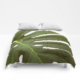 Verdure #6 Comforters
