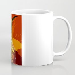 Jungle Lilies Coffee Mug
