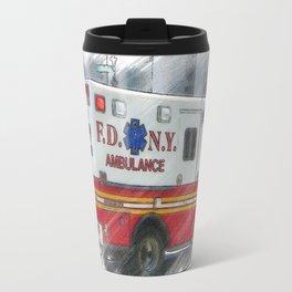 NYFD Paramedic Travel Mug