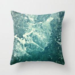 Water II Throw Pillow