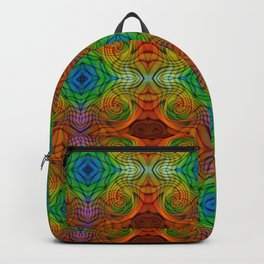 Tryptile 34d (Repeating 1) Backpack