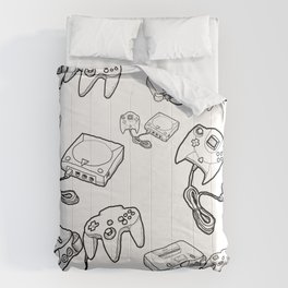 CONTROL Comforters
