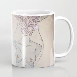 in flower Coffee Mug