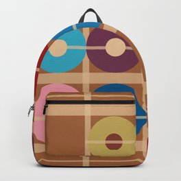 Counting Donuts Backpack