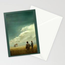 The Flock Stationery Cards