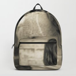 Young woman 11 Backpack