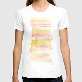171122 Self Expression 5| Abstract Watercolors T-shirt