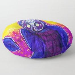 Owl Medicine Floor Pillow