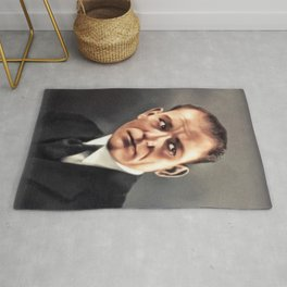 Lon Chaney, Vintage Actor Rug