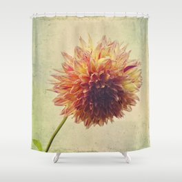 Small Grandness Shower Curtain